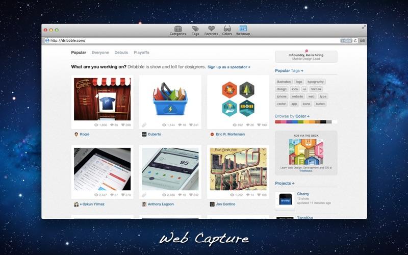 Sparkbox Screenshot