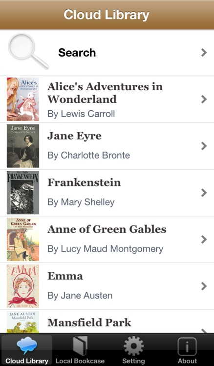 Text Synced Audiobooks screenshot-3