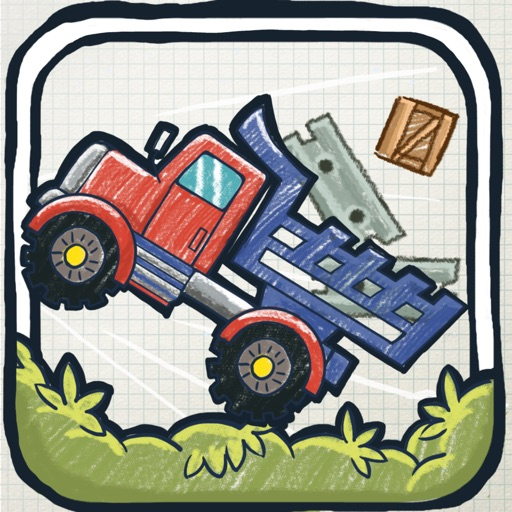 Doodle Truck 2 icon