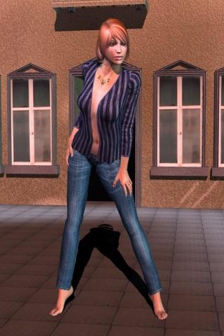 Fashion Girl 3D Lite