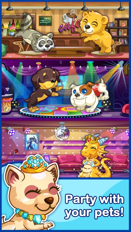 Tap Pet Hotel screenshot-2