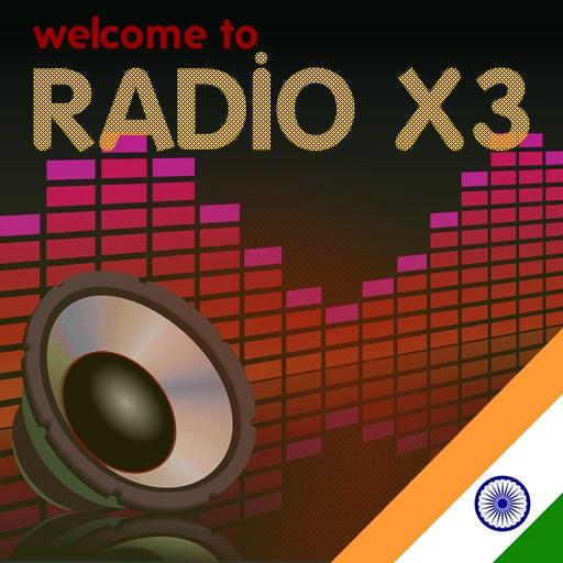 भारत से रेडियो - X3 India Radio
