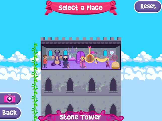 My Fairy Tale - Doll House & Princess Story Maker on the App Store