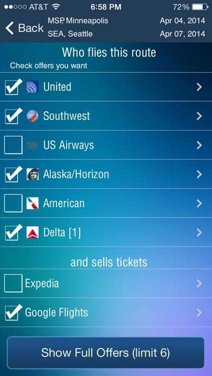 Minneapolis Airport - Flight Tracker MSP screenshot-3