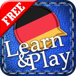 Learn&Play German FREE ~easier & fun! This quick, powerful gaming method with attractive pictures is better than flashcards