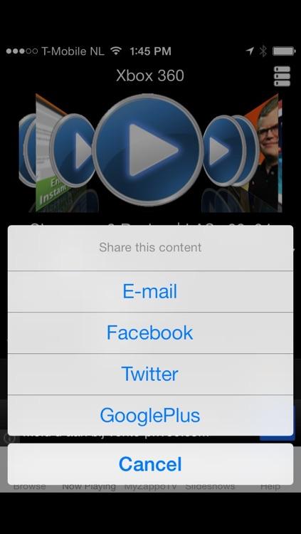 Media Player for Xbox screenshot-4