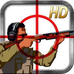 Clay pigeon shooting HD ●