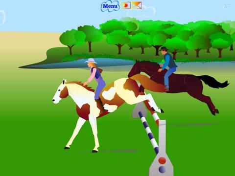 Screenshot #4 pour Jumpy Horse