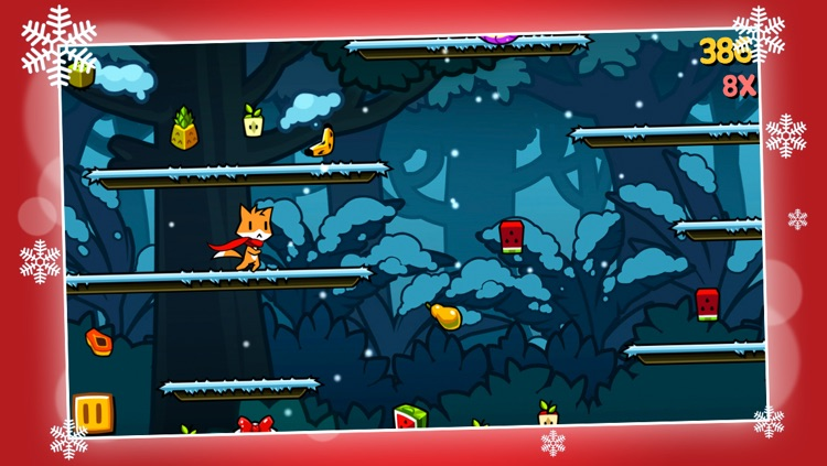 Run Tappy Run Xmas - Christmas Mission screenshot-0