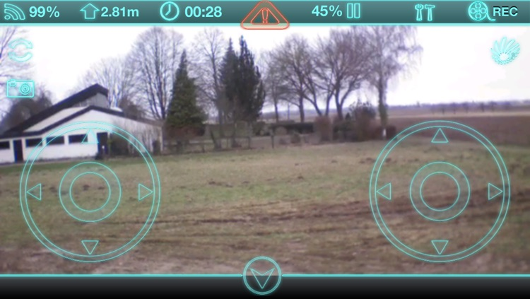 Drone Control US - Remote Control your AR.Drone screenshot-0
