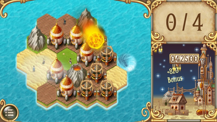 Rocket Island screenshot-3