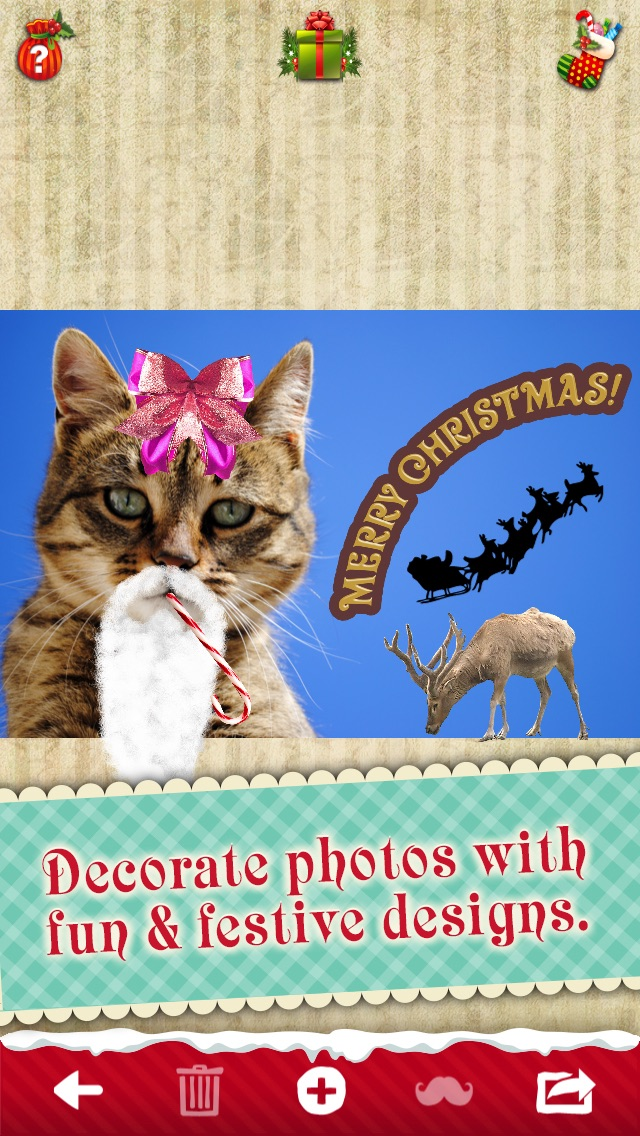 Christmas Card Booth - App - Mobile Apps