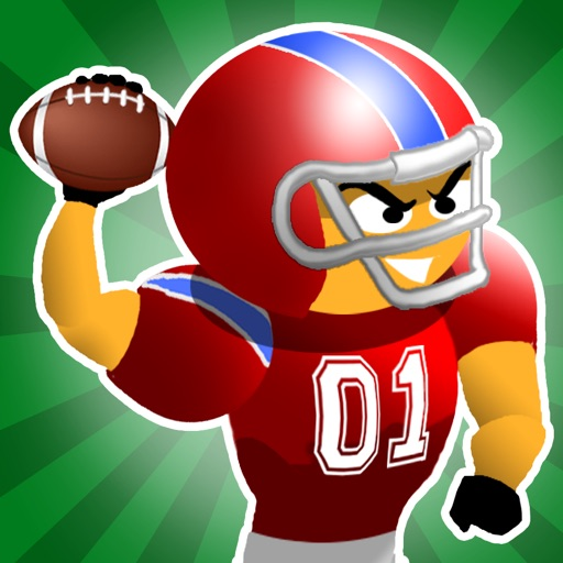 Football Bowl Super Stars - Pro Final Touchdown Match Game & Gridiron Rush Drive icon