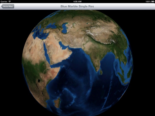 global map 3d world map on the app store