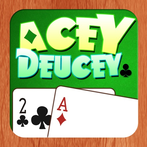 Acey Deucey - World Series Card Game icon