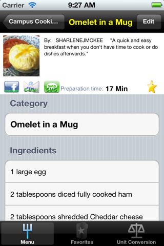 Dinner Recipes. screenshot three