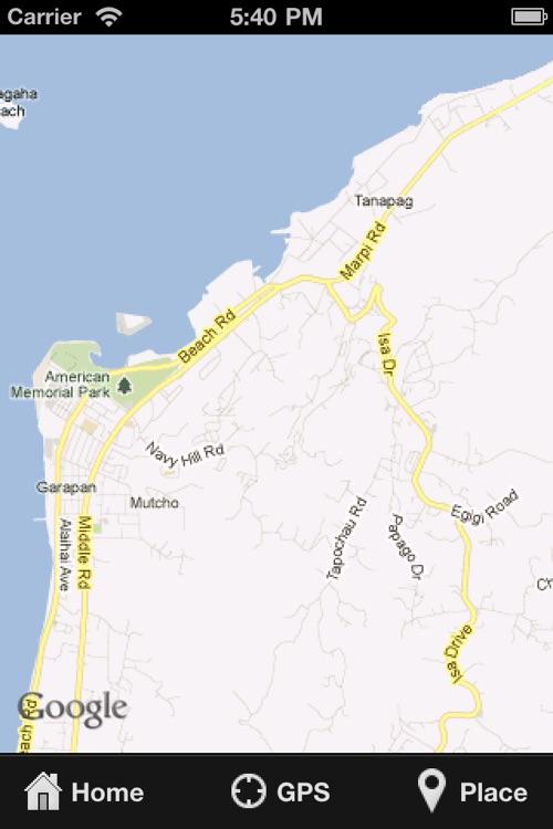 Saipan Travel Map screenshot-3
