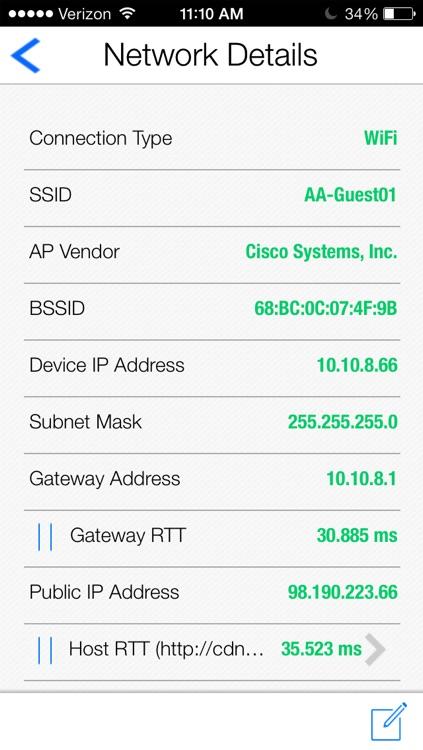 WiFiMedic Pro screenshot-3