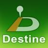 ディスティネ(マシンルーム距離検索アプリ)