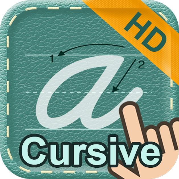 Cursive Writing Wizard - Handwriting - Apps on Google Play