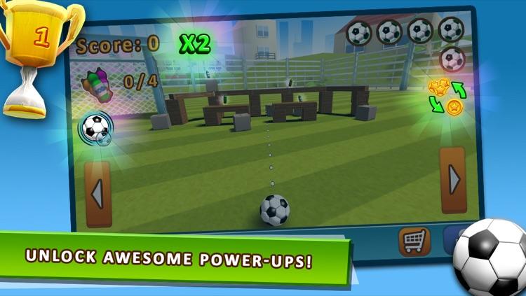 Kick The Ball! FREE screenshot-4