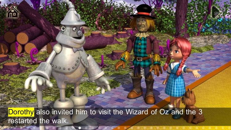 Wizard of Oz - Book & Games