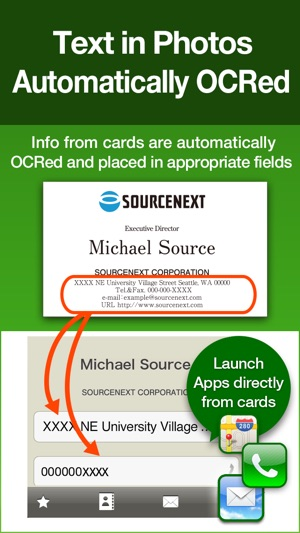 Cardful business card management on evernote on the app store cardful business card management on evernote on the app store reheart Gallery