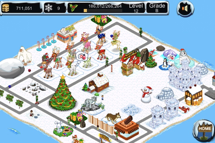 Tap Zoo: Arctic screenshot-1