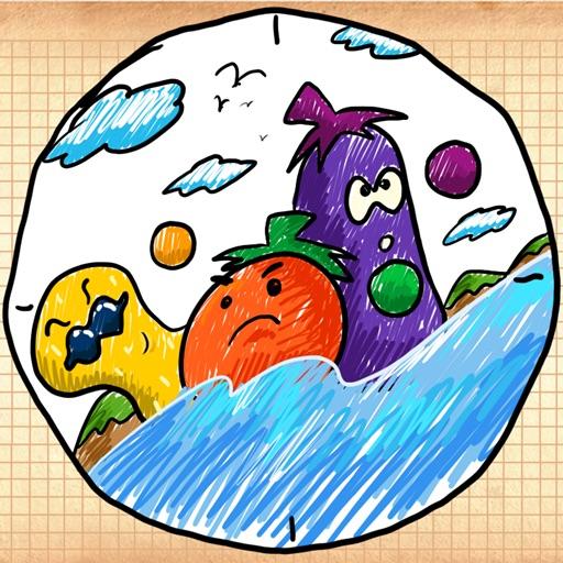 iRaft Wars Doodle World Free