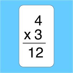 Awesome Flashcard Multiplication FREE