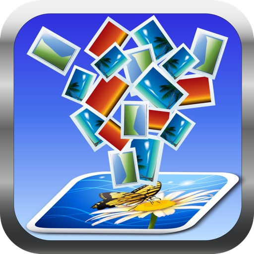 Photos Mate (Transfer photos from Mac to iOS device wirelessly)