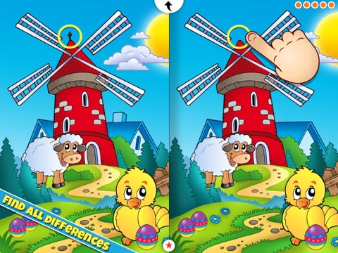 Easter find the difference game for kids toddlers and adults app screenshot 1 for easter find the difference game for kids toddlers and adults thecheapjerseys Images
