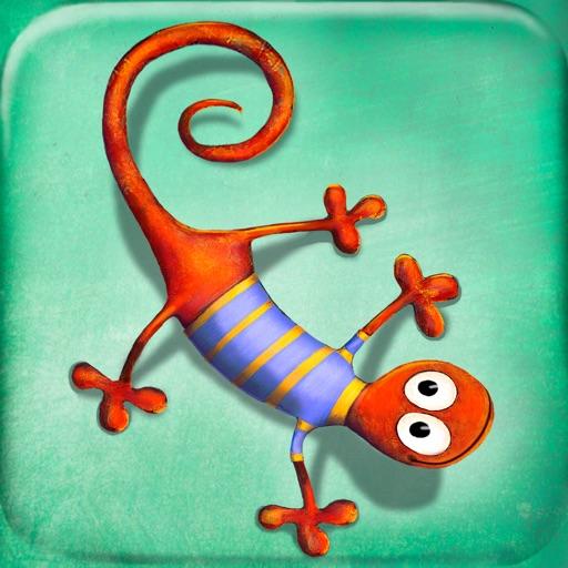 Rita The Lizard
