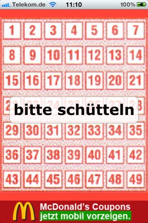 lottozahlen app