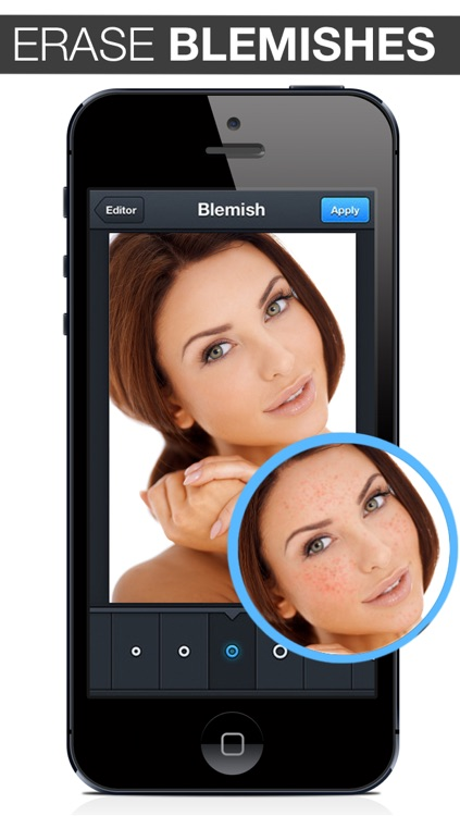 Picture Perfect Photo Editor- Enhance and retouch your pictures screenshot-3