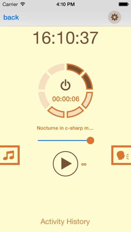 A+ Baby Monitor screenshot-4