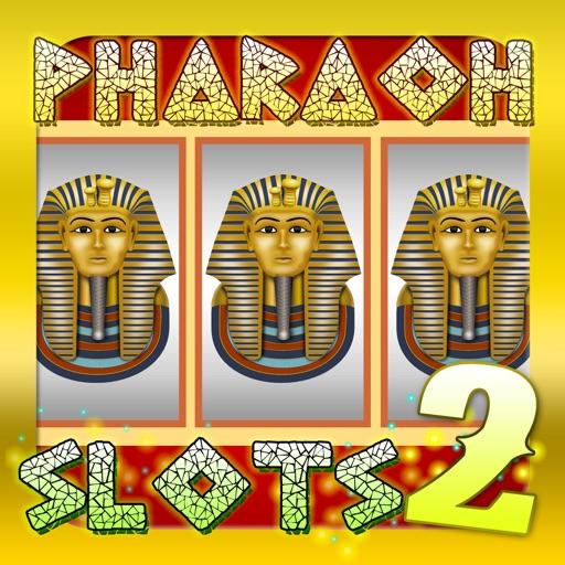 Slots Pharaoh 2 –FREE Ancient Riches icon