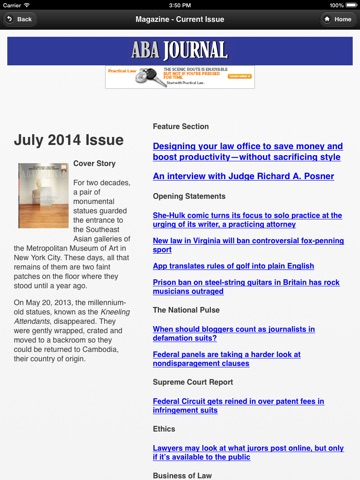 ABA Journal Daily News-ipad-1