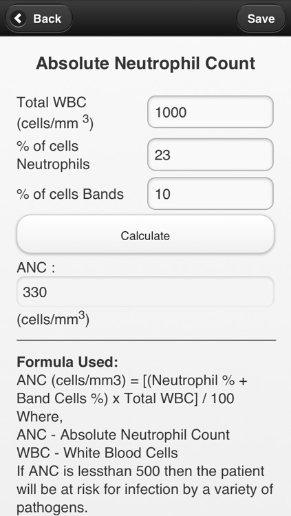 Medical Calculators screenshot-1