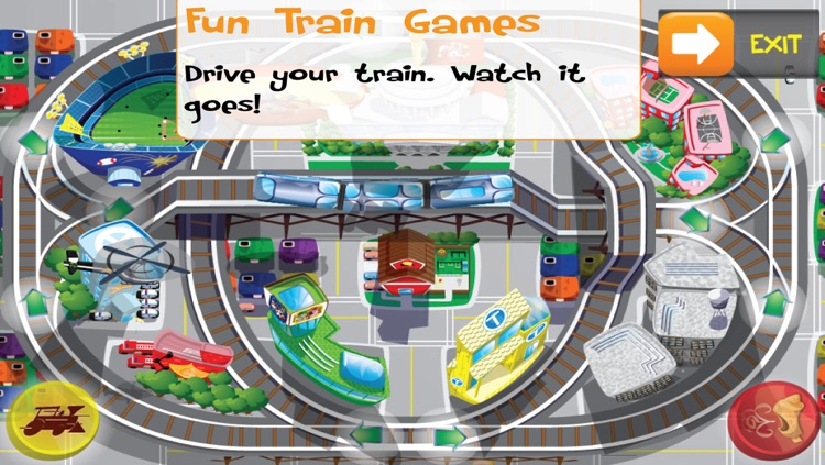 PUZZINGO Trains Puzzles Games for Kids and Toddlers screenshot-3