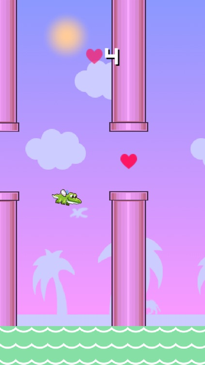 Flying Valentine screenshot-2