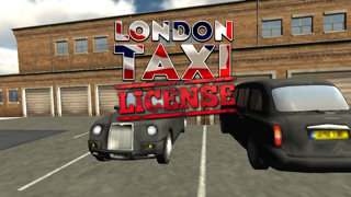 London Taxi License for iPhone screenshot one