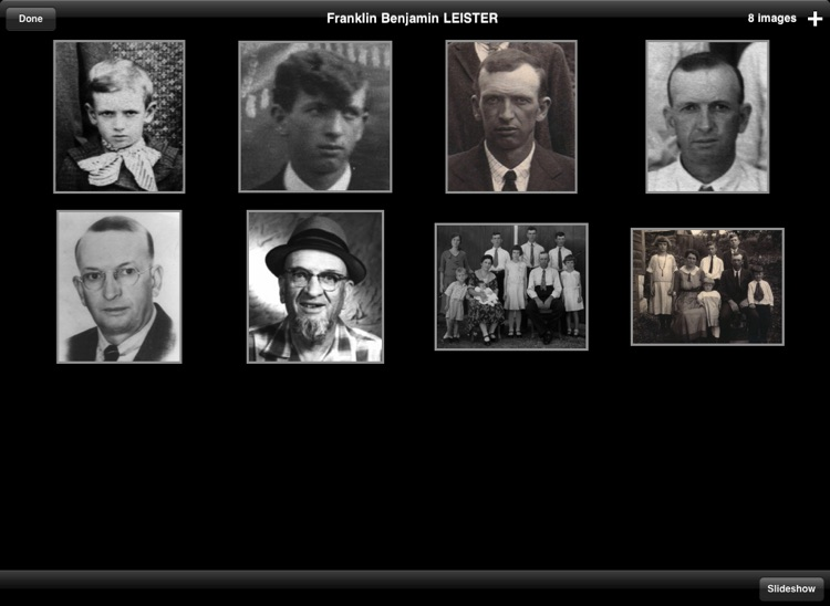 Reunion for iPad screenshot-3