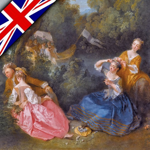 From Watteau to Fragonard, les fêtes galantes
