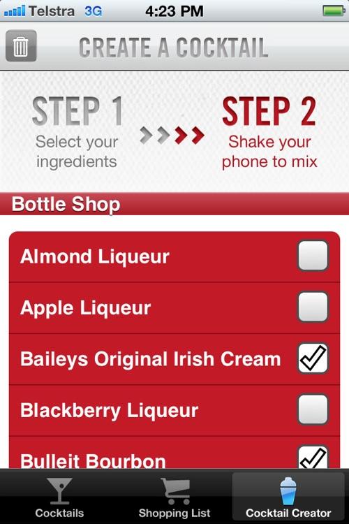 Smirnoff Cocktails screenshot-3
