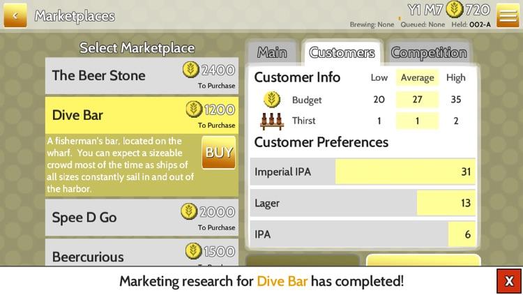 Fiz: The Brewery Management Game screenshot-3