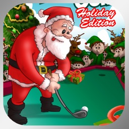 Mini Touch Golf Holiday Edition