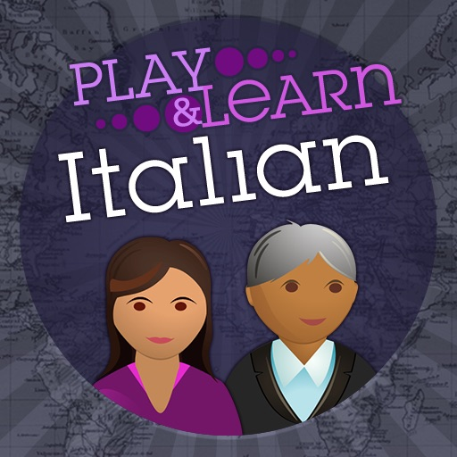 Play & Learn Italian HD - Speak & Talk Fast With Easy Games, Quick Phrases & Essential Words