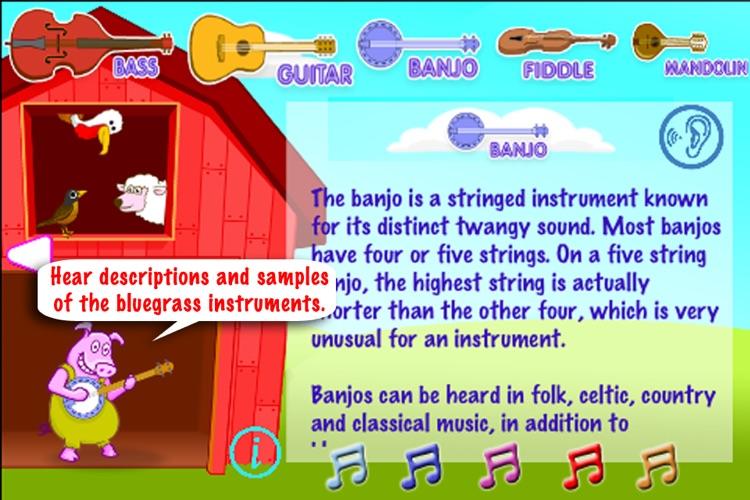 Barnyard Bluegrass Pocket LITE screenshot-4