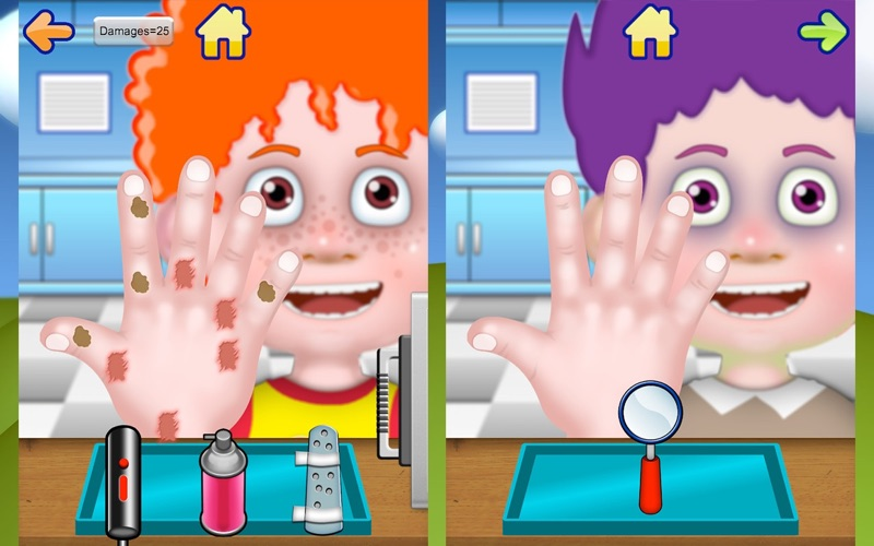 Hand Doctor For Kids screenshot 3